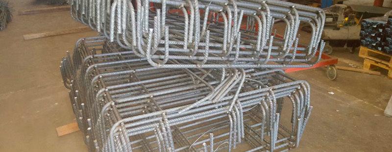 Nuestros proveedores de acero